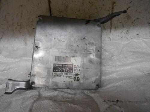 Toyota AVENSIS 2003-08 1.8 VVTi raíces ECU 89661-055901ZZ-FE