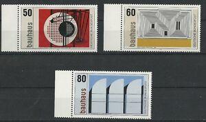 Deutsche Bundespost 1983: Bauhaus - Augsburg, Deutschland - Deutsche Bundespost 1983: Bauhaus - Augsburg, Deutschland