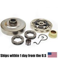 3/8 Clutch Sprocket Worm Gear Bearing For Stihl Ms361 044 046 Ms440 Ms460 Ms461