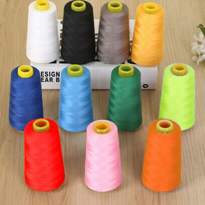 4tubes Spun Polyester Quilting Serger Sewing Thread#700
