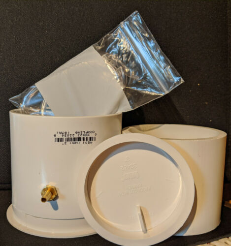"""3/"""" Fluid bed with cup for powder painting jigs"""