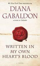 Written in My Own Heart's Blood: A Novel (Outlander), Gabaldon, Diana  Book