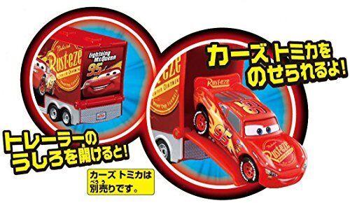 Cars 3 Type TAKARA TOMY Tomica Collection Disney Pixar Mack