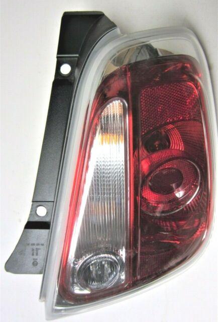 REAR LAMP SMOKY GREY FIAT 500 F L R RH