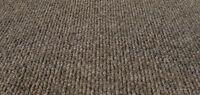 Brown Indoor Outdoor Area Rug Carpet Non-skid Marine Backing Unbound