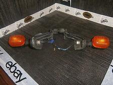 CAGIVA PLANET 125 head indicator front mount brackets LHS & RHS indicators