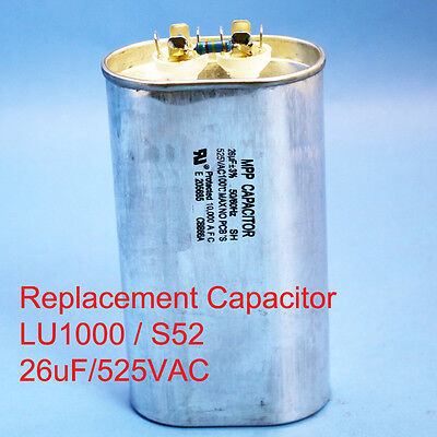1500W Oil filled Capacitor HID MH1500 M48 32uF//540VAC ~UL APPROVED~