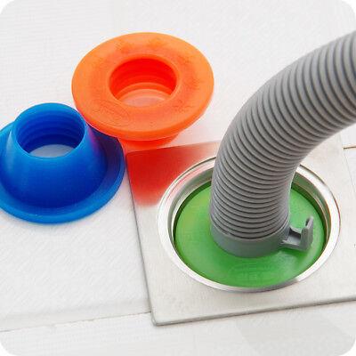 Kitchen Bathroom Sewer Pipe Plug Cover Washing Machine Drain Pest Sealing Dainty