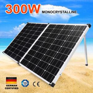 300W-12V-Folding-Solar-Panel-Kit-Mono-Cells-300Watt-W-Regulator-Dual-USB