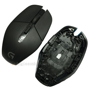 New-Shell-Cover-Replacement-wheel-Roller-feet-for-Logitech-G302-Mouse