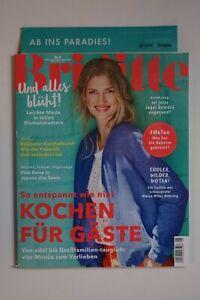 Details Zu Brigitte 8 2018 Frauen Zeitschrift Mode Magazin