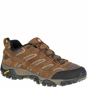 Merrell-Men-039-s-Moab-2-Vent-Low-Rise-Hiking-Boots-Assorted-Sizes-Colors