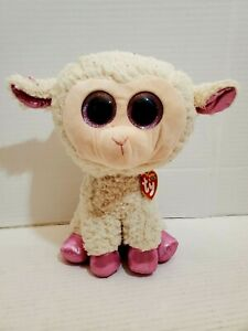 Ty Beanie Boos Twinkle The Lamb Sheep Small Plush Pre-Owned