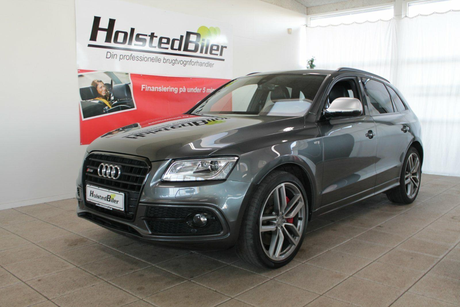 Audi SQ5 3,0 TDi 326 quattro Tiptr. 5d - 4.946 kr.