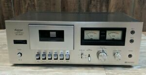 Vintage-Sansui-SC-2000-Stereo-Cassette-deck-Parts-or-Repair