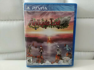 Antiquia-Lost-LR-V54-Limited-Run-Games-Sony-PS-Vita-Neuf-New-PSvita