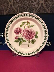 Image is loading Portmeirion-Botanic-Garden-Roses-Dinner-Plate-10-5 & Portmeirion Botanic Garden Roses Dinner Plate 10.5u201d   eBay