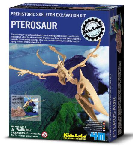 Ausgrabungs-Set PTERANODON Dig-a-Dino Ausgrabungsset