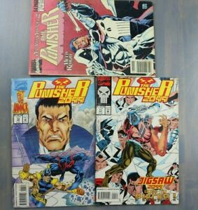 Group-of-3-Marvel-Comics-The-Punisher-2-Punisher-2099-1-Punisher-1989