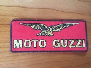 MOTO-GUZZI-TOPPA-RICAMATA-PATCH-TERMOADESIVA