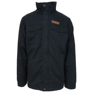 Columbia-Men-039-s-Black-Wander-Yonder-Full-Zip-Jacket-Retail-100