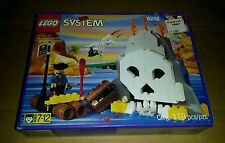 Pirates Lego 6248 Volcano Island 1996 Sealed Bags Pirate Skeleton Minifigs MIB