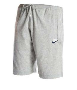 d00a3be23691 New-Mens-Nike-Fleece-Shorts-Jogging-Shorts-Long-