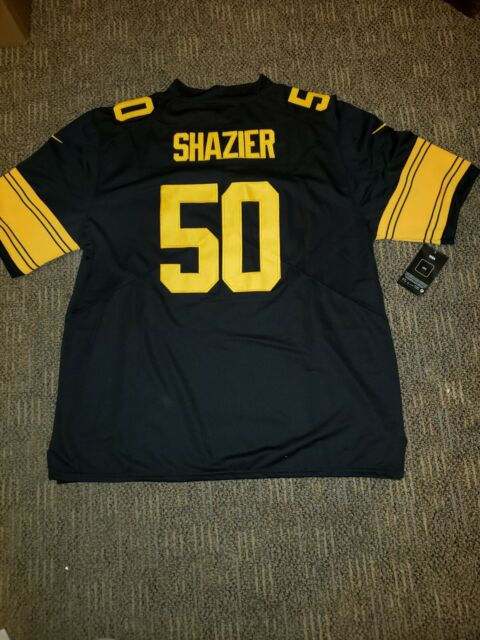 timeless design 0c08f a5b72 pittsburgh steelers #50 Ryan Shazier color rush jersey sz Large