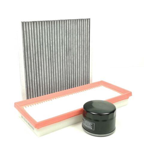 Inspektionskit Öl Luftfilter Pollenfilter SMART FORTWO 451 1.0 Turbo 61-102 PS