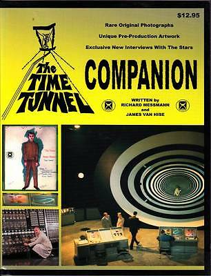 Reprint edition: THE TIME TUNNEL COMPANION by Richard Messmann & James Van Hise