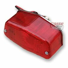 TAILLAMP TAILLIGHT SUITABLE FOR BSA TRIUMPH NORTON AJS MATCHLESS ARIEL