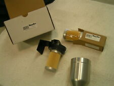 Trick Flow Tfx Canister Fuel Filter 38 Inlet Amp Outlet Tfs 23006 Tfs Rf006