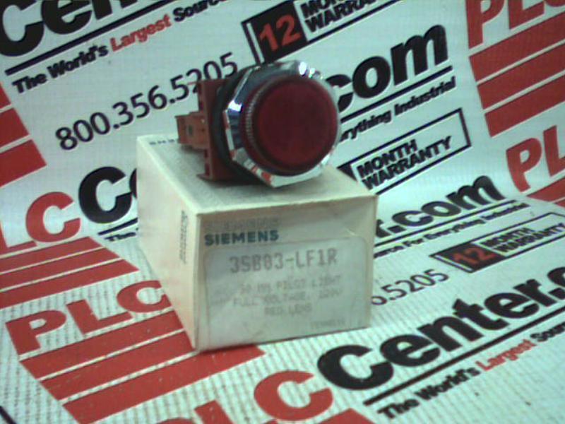 SIEMENS 3SB03-LF1R   3SB03LF1R (USED TESTED CLEANED)