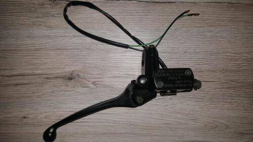 Bremsanlage vorne mit Bremshebel für Dirtbike Pit Bike 49-125 cc Rechts Blinker