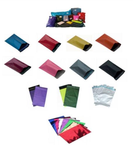 "Rojo 17/"" X 22/"" franqueo postal correo bolsas de correo paquete Poly Plástico 430x560mm"