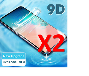 2X-PACK-NEW-ULTRA-tough-3D-Hydrogel-ScreenProtector-For-Samsung-Galaxy-S8-S9-S10