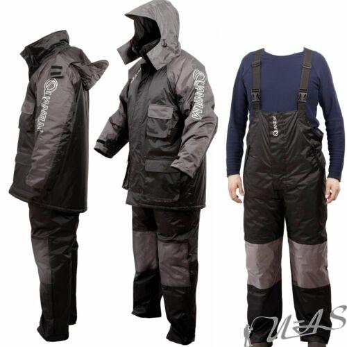 Quantum Qualitäts Thermo Anzug Gr XXL Jacke /& Hose Angel Anzug Angler Anzug Sha