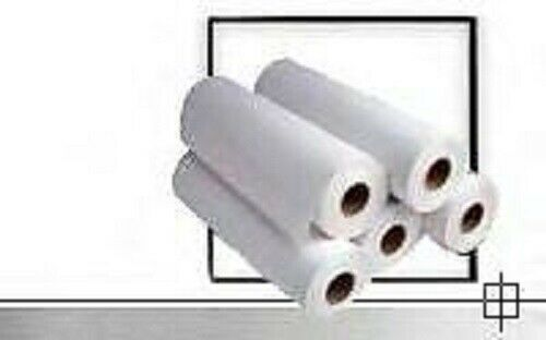 "2 Rolls 24/"" x 500/' Plotter Paper 3/"" core Oce PlotWave 300 340 350 360 750 900"