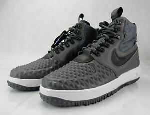 best service 002d9 355c7 Image is loading Nike-Air-Lunar-Force-1-Duckboots-916682-003-