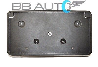GM1068132 25851340 New 07-12 GMC ACADIA LICENSE PLATE BRACKET