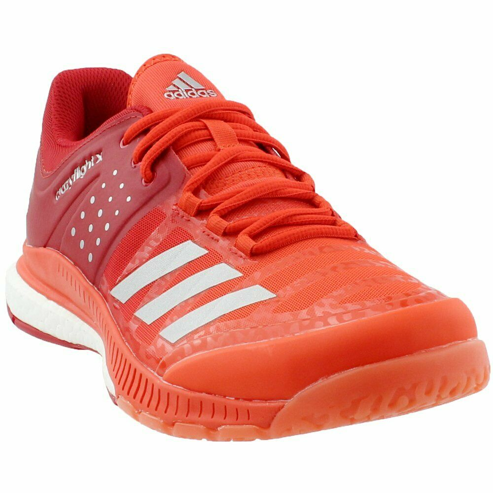premium selection 9db7e 4738a Adidas Crazyflight X - Red - Mens