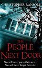 The People Next Door von Christopher Ransom (2011, Taschenbuch)