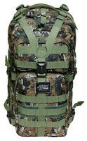 Medium Transport Pack Brown Digital Backpack Free Ship Molle Tactical Hunting