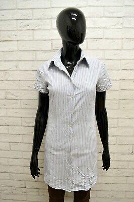 Ambizioso Vestito Converse Donna Taglia Size S Vestitino Abito Dress Woman Cotone A Righe