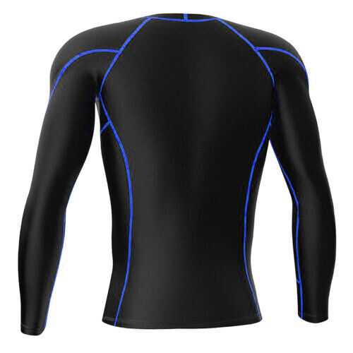 Mens Compression Armour Base layer Top Skin Fit Shirt Pants Tights set