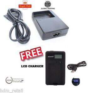 Mains-Wall-Battery-Charger-MH-24-for-Nikon-D3100-D3200-D5100-D5200-D5300-D5500