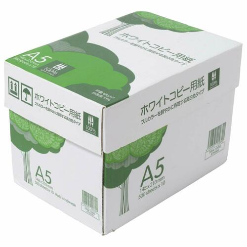 Details about  /Copy paper A5 white copy paper high white paper thickness 0.09mm 50.. fromJAPAN