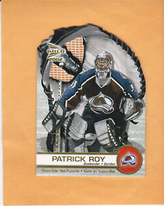 2001-02-MCDONALDS-PACIFIC-PATRICK-ROY-GLOVE-SIDE-NET-FUSIONS-1-AVALANCHE