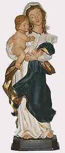 WEIDENER-MADONNA-Heiligenfigur-mit-Kind-45-cm-Polyresin-Figur-NEU