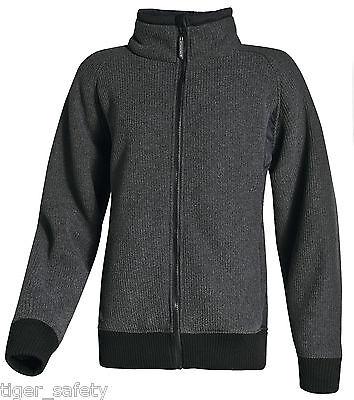 Delta Plus Horten 2 Mens Black Softshell Jacket Water Resistant Lightweight Coat